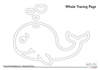 Animal Tracing Pages