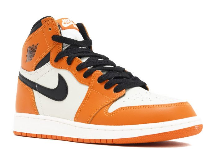 Air Jordan 1 Retro High Og Bg Gs Shattered Backboard Away