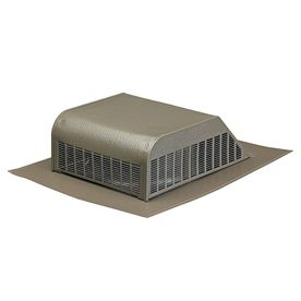 Air Vent Weatherwood Galvanized Steel Slant Back Roof Louver Outdoor Ottoman Galvanized Steel Outdoor Decor