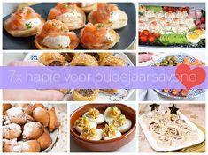 7x hapje voor oudejaarsavond - Keuken♥Liefde #koudehapjes