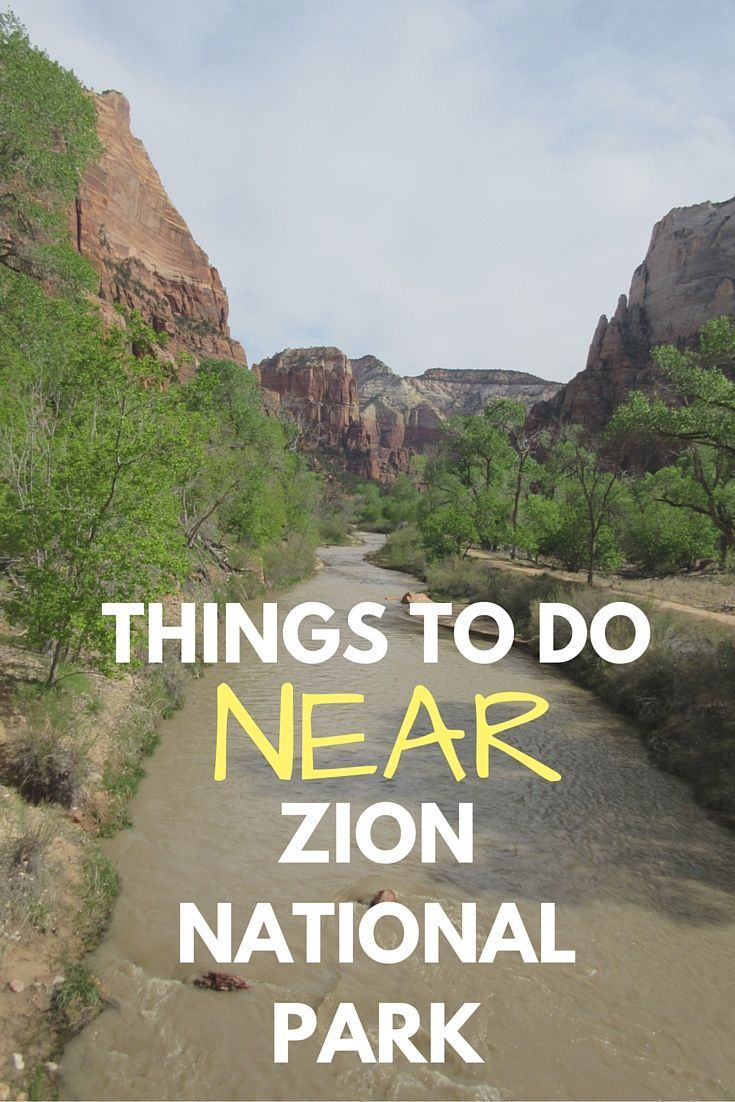 We explored all around Zion National Park and we found a ton of fun things nearby. Here's our list of family friendly things to do near Zion!