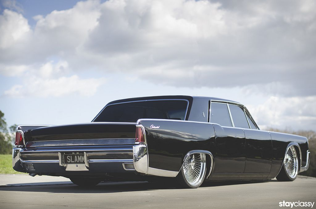 1964 lincoln continental   Stay Cly » Blog Archive » Preview ...