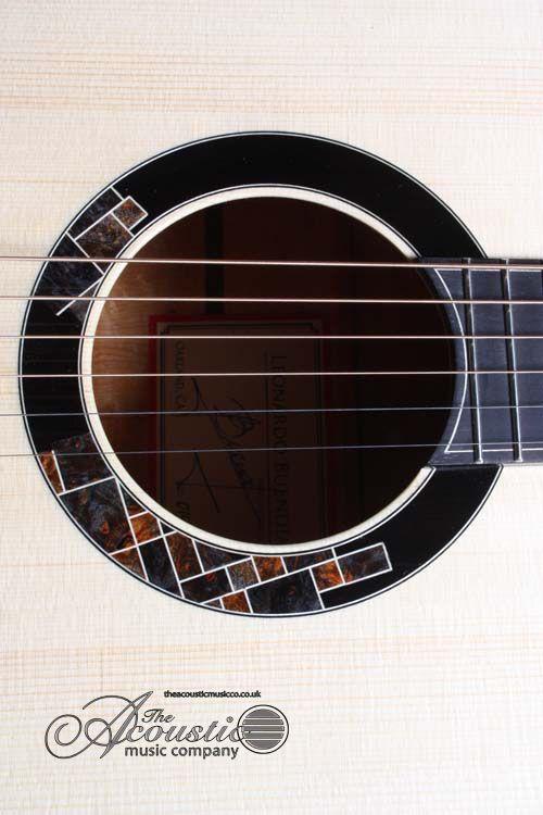 Leo Buendia Modified Dreadnought Build For Tamco Uk Guitar Building Guitar Design Guitar Inlay