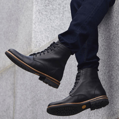 a23e4576689 Andres All Weather Boots | Nisolo in 2019 | Ethical Men's Shoes ...