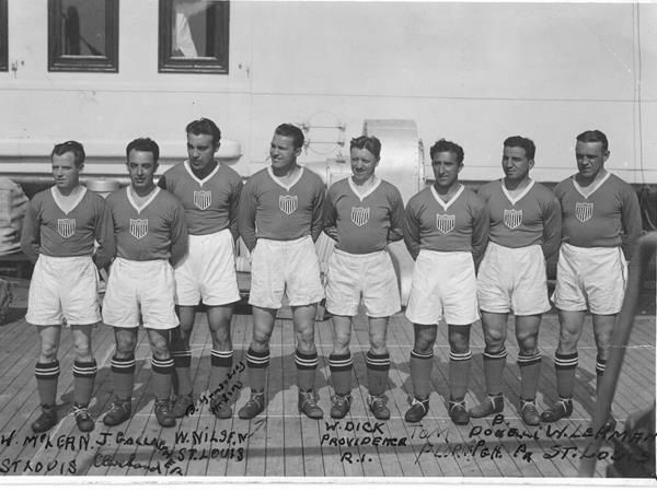 Us Men S National Team 1934 Fifa World Cup World Football World Cup Soccer Baby