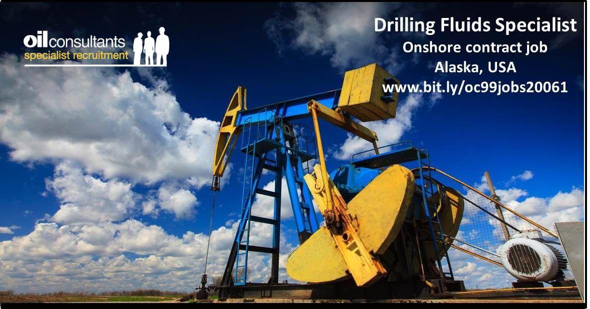 Drilling Fluids Engineer Jobs