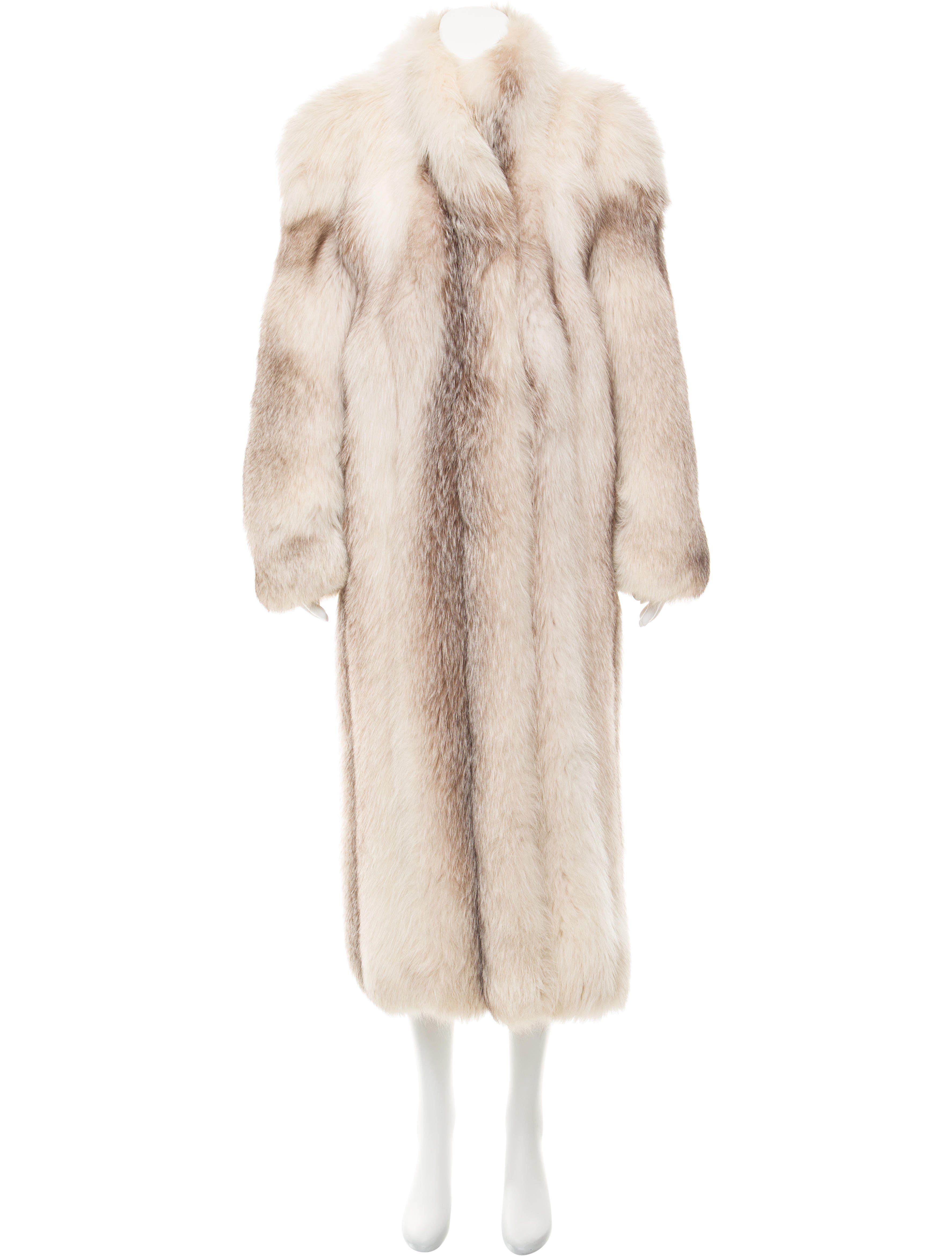 54a30d4ce Fox Fur Coat