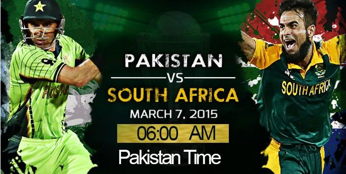 pak vs south africa live score