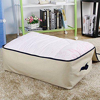 Lifewit Unterbettkommode Bettdecken Aufbewahrungstasche Bettzeug X2f Unterbett X2f Decken X2f Kis Unterbettkommode Aufbewahrung Bettdecken Aufbewahrung