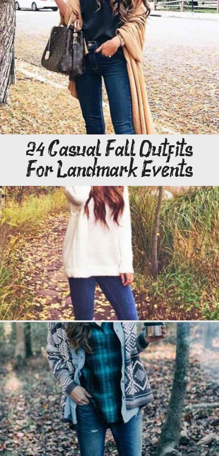 Photo of 24 Casual Fall Outfits For Landmark Events – Fashion