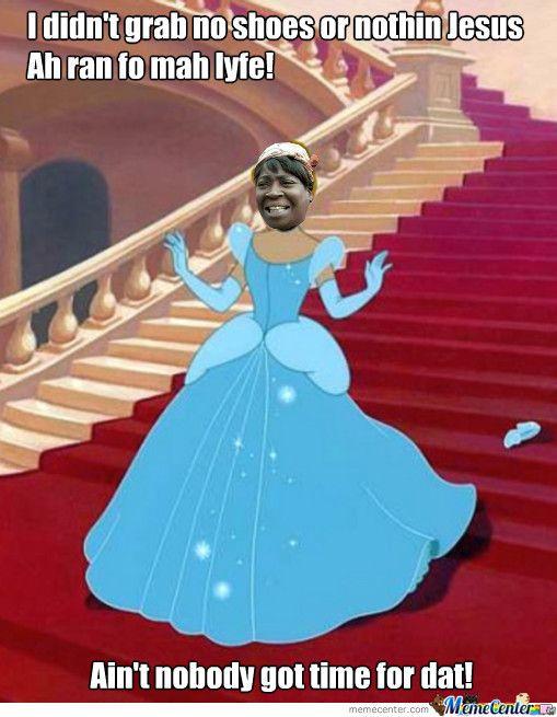 Sweet Brown Cinderella Mit Bildern Ische Just In Case