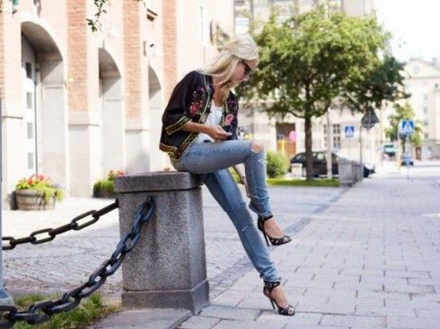 OUTFIT OF THE DAY BLOG - STREET STYLE INSPIRATION