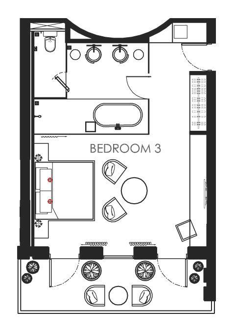 Guest Suite Layout Google Search Guest Suite Layout Floor Plans