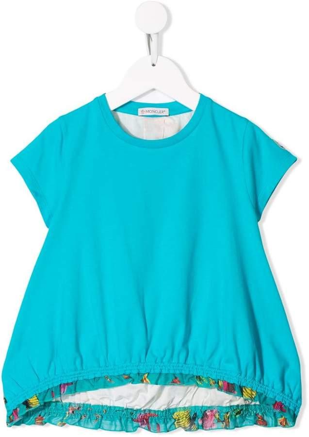 e42184f0deb Moncler Kids Sea Life Print T-shirt in 2019