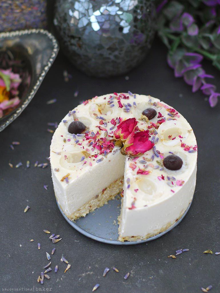 Longan Raw Cheesecake Free From Gluten Grains Dairy Refined Sugar Raw Cheesecake Raw Cake Raw Desserts