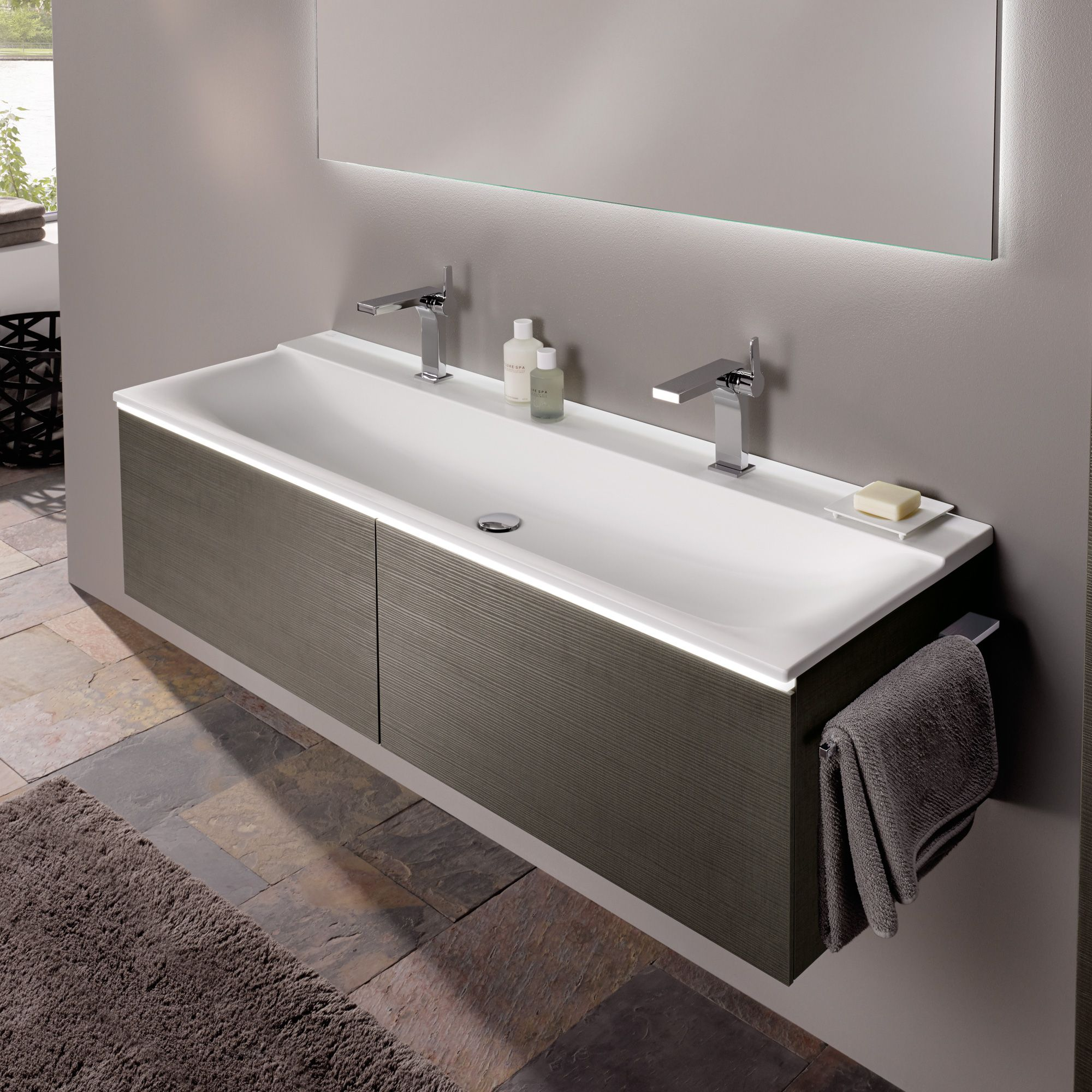 Xeno 2 Bathroom Furniture Google Search Badezimmer Keramag