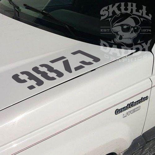 Amazon Com Skull Daddy Graphics Xj Window Flags To Fit Jeep Cherokee 1987 2001 Xj Window Flags Driver Side Automotive