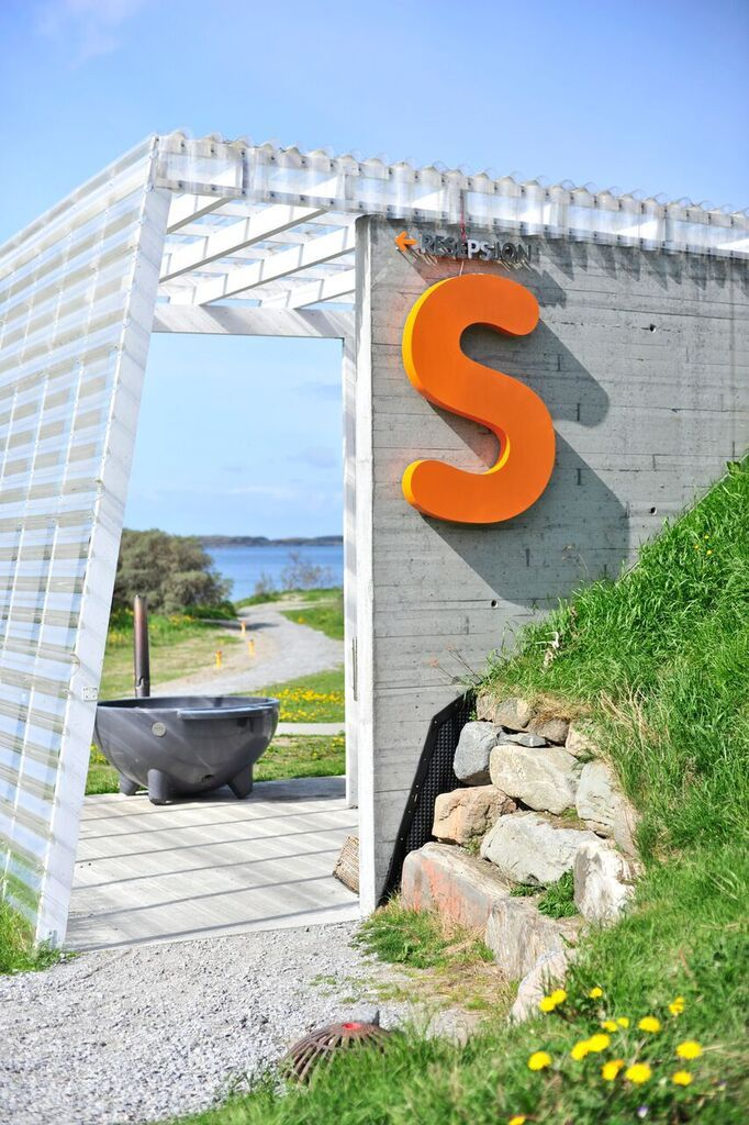 Tour The Space: A Modern House On The Shores Of Norway   Houses   Pinterest