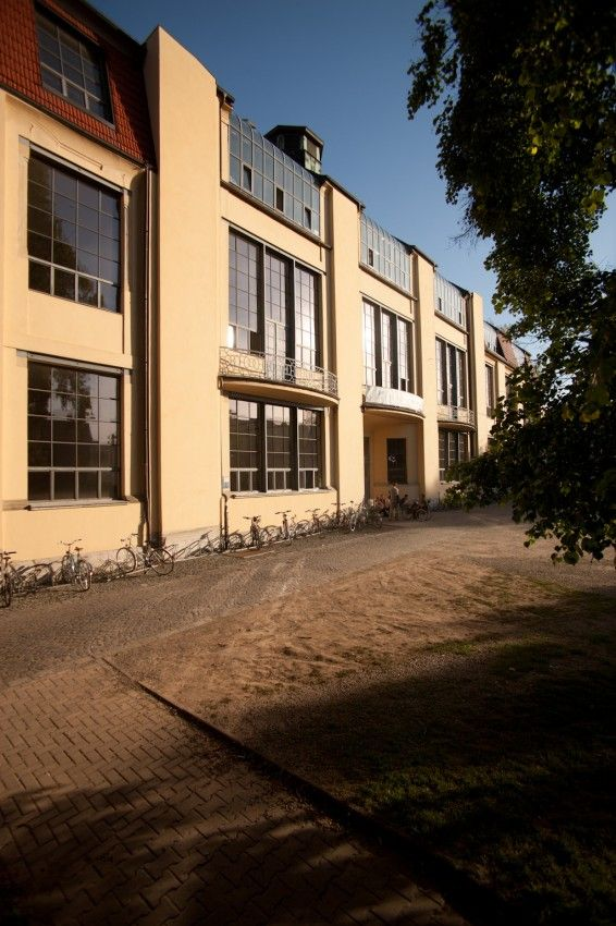 Henry van de Velde, 1905-1906. Bauhaus Universität-former School of Arts and Crafts