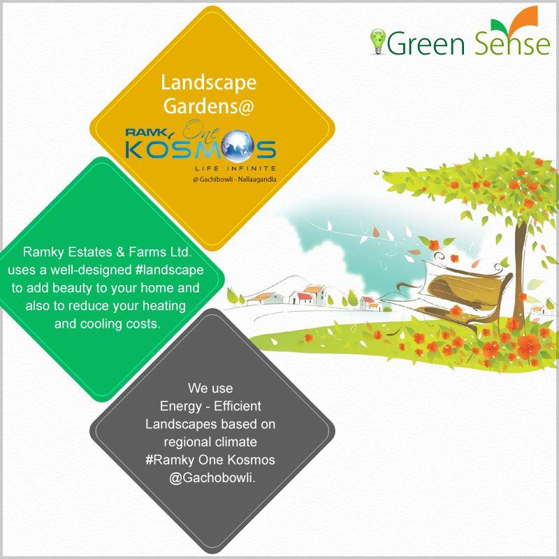 Greensense Ramky Estates Farms Ltd Uses A Well Designed