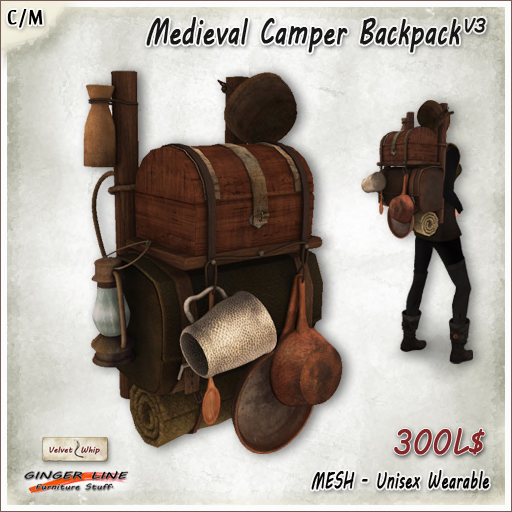 d8ab9616176c7 Medieval backpack - Google Search