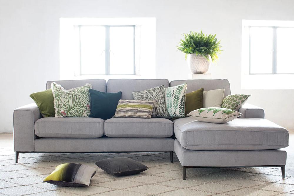 Maximus Chaise Sofa In 2020 Sofa Corner Sofa Design Chaise Sofa