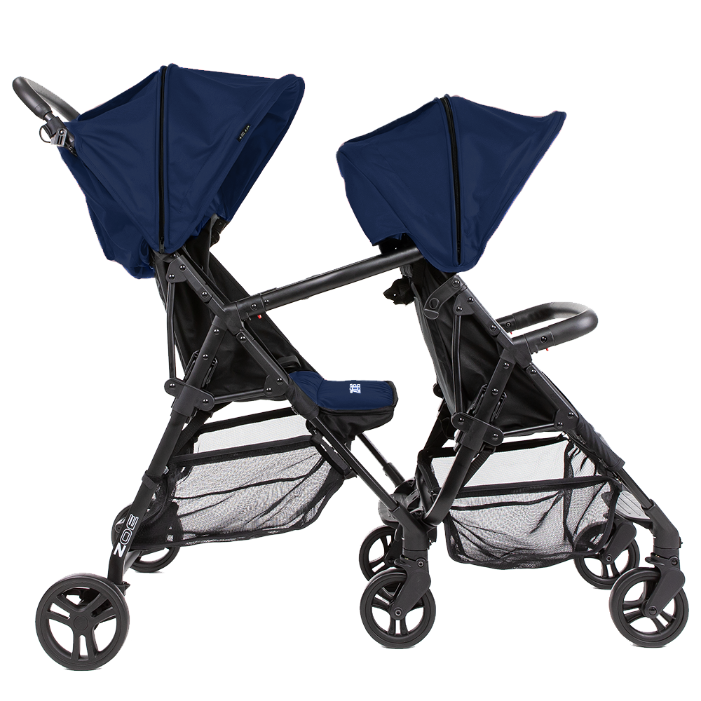 The Tandem+ Tandem, Single stroller, Double strollers