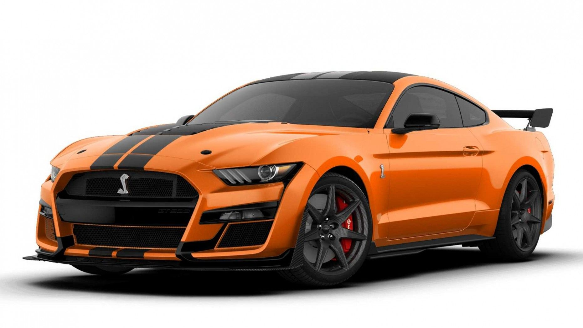 2021 The Spy Shots Ford Mustang Svt Gt 500 Price, Design and Review