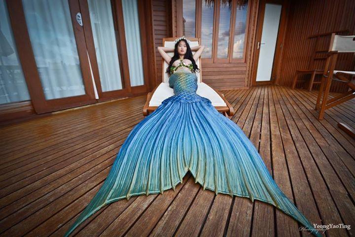 Mermaids Of The Orient