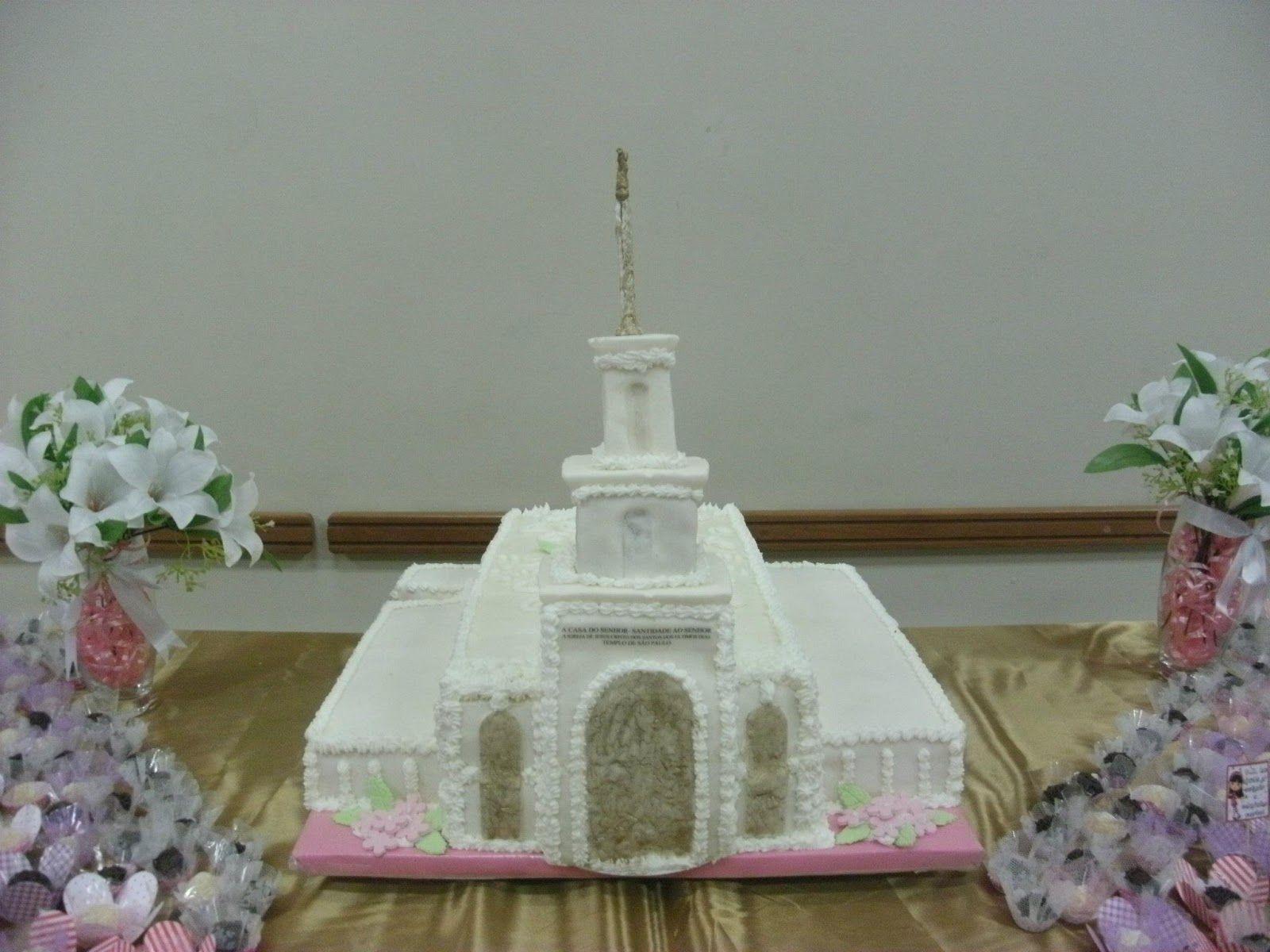 Bolo templo
