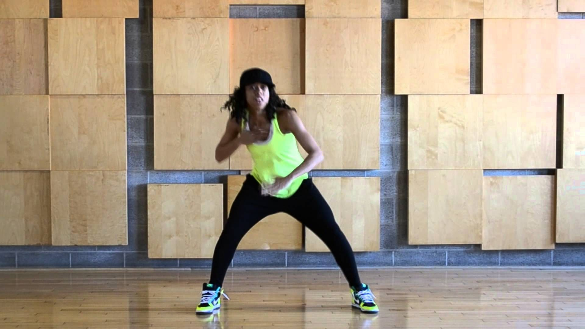 SIMP Canada Miss Shawna's Zumba Here comes the