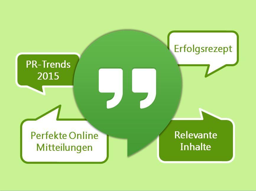 Cm Gateway Social Media Mitteilungen Verteilen Best Practice Pressemitteilung Ursula