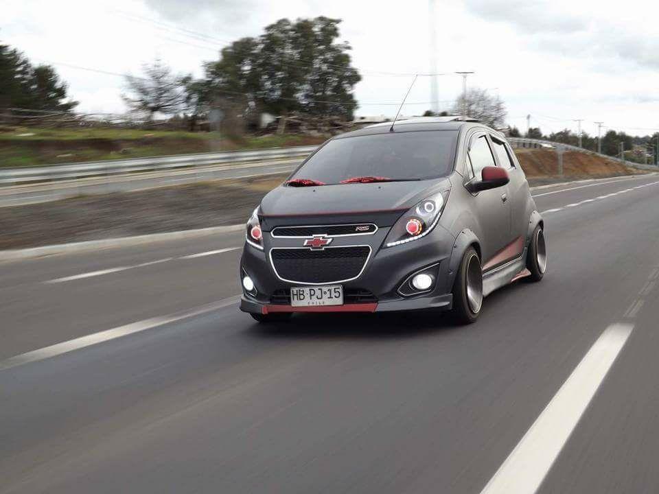 Pin De Oswaldo Montano En Autos Chevrolet Aveo Spark Gt Coches Personalizados