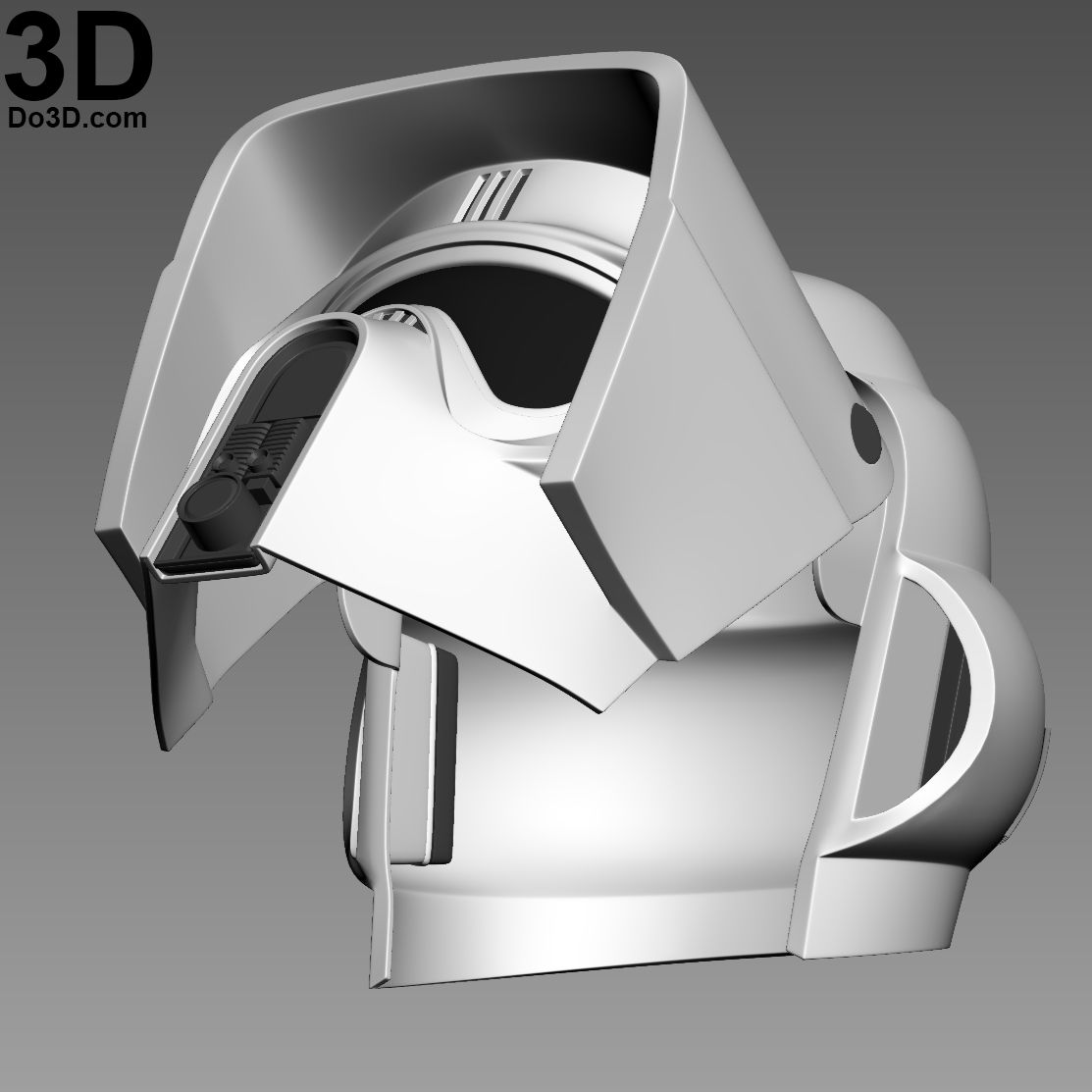 23 Super Cool Star Wars Items From The 3d Printer 3d Make 4