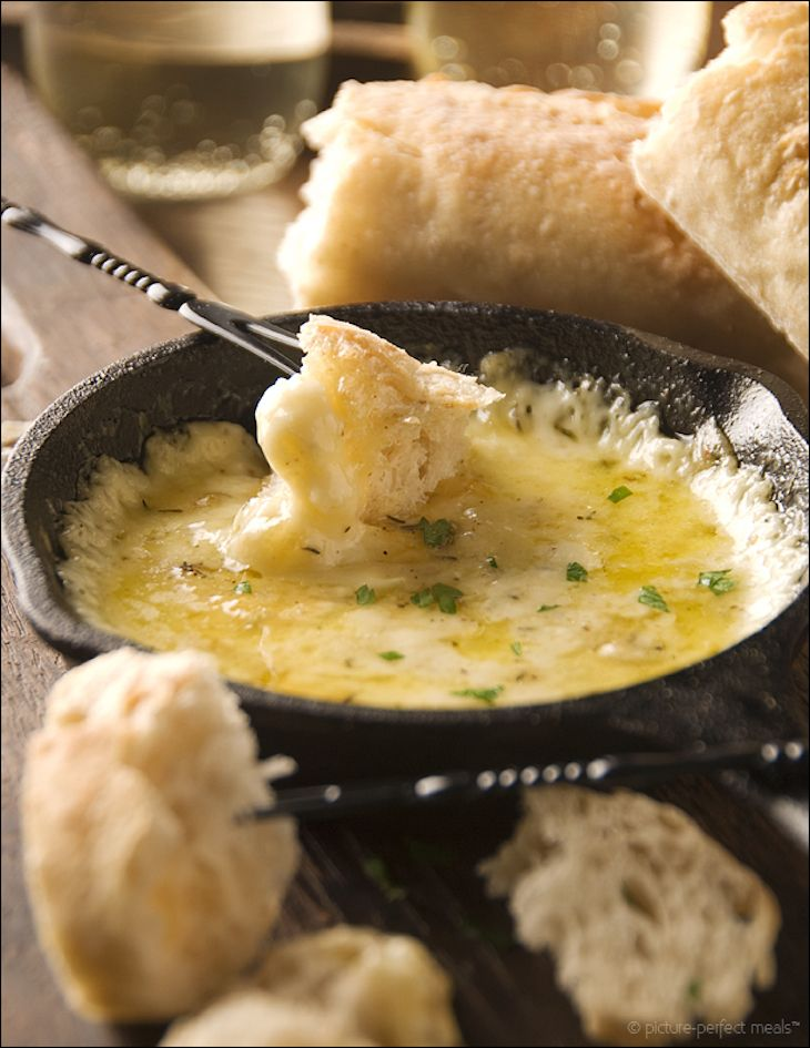 TOP 10 Best Recipes For Fondue Party #fondueparty