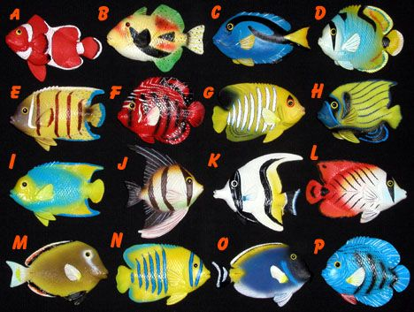 Tropicals Fish Painting Tropical Fish Colorful Fish