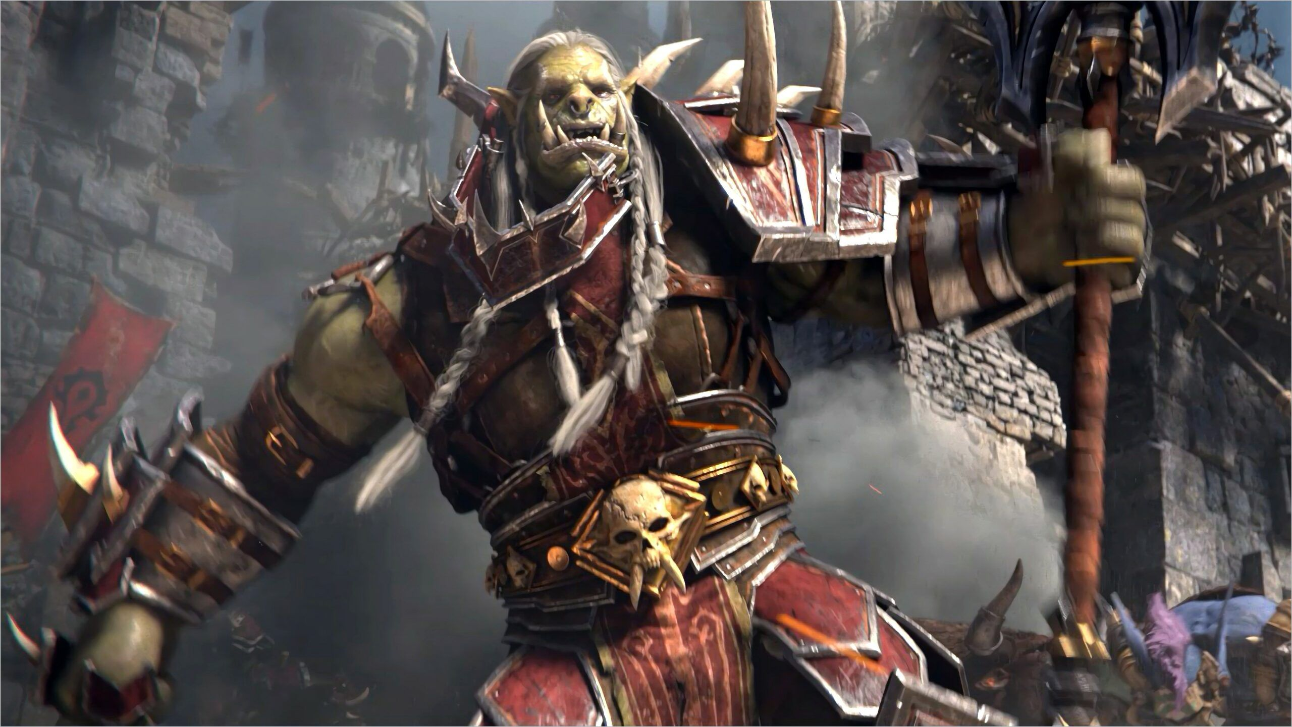 Varok Saurfang Wallpaper 4k In 2020 Art Artwork Art Blog