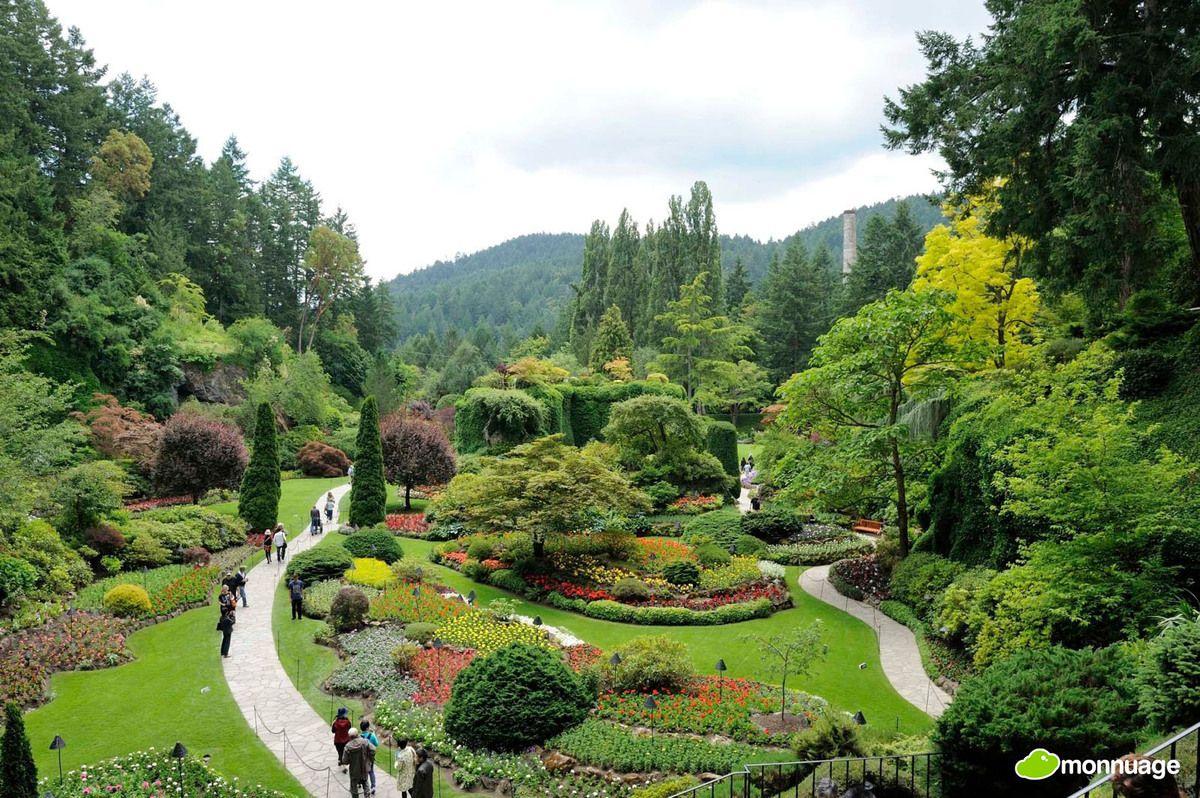 photos les 10 plus beaux jardins du monde jardin en. Black Bedroom Furniture Sets. Home Design Ideas
