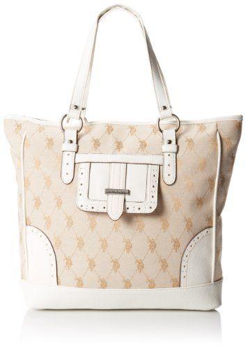 U S Polo Assn Gatsby Jacquard Tote Shoulder Bag Price 29 99 Http Astore Amazon Com Handbags 20 Detail B00hh33ff0 Shoulder Bag Bags Polo Assn