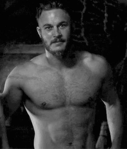 Ragnar lothbrok nackt