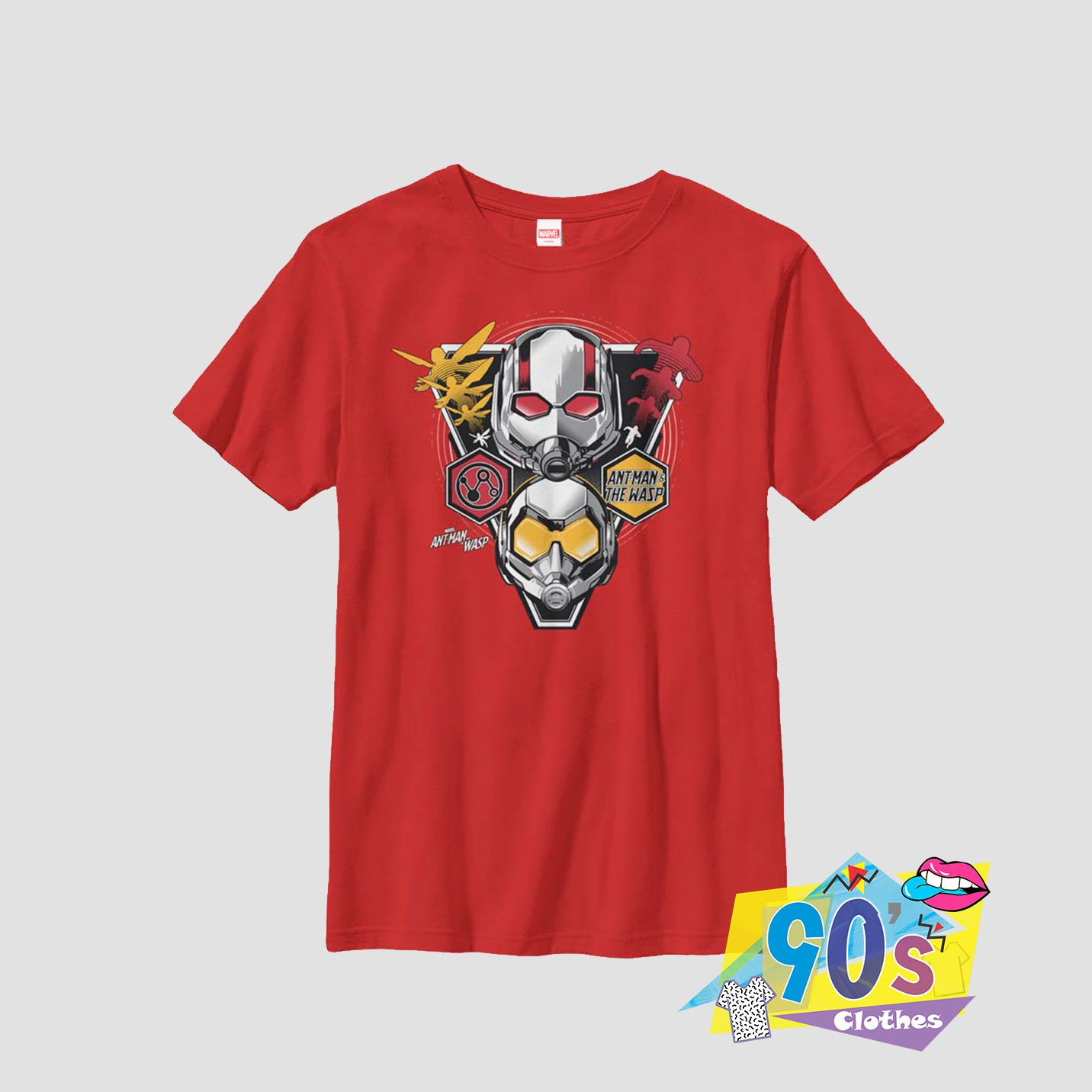 Marvel Antman Ant And Wasp Youth T Shirt #decadedayoutfits