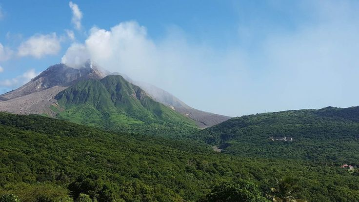 Drilling has started for third geothermal well on Montserrat in the Caribbean | ...   - Caraibe/Caribbean -