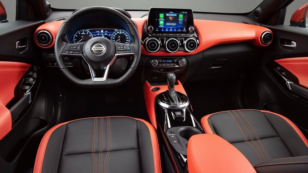 New Nissan Juke 2020 Interior Feels Free To Follow Us Check More
