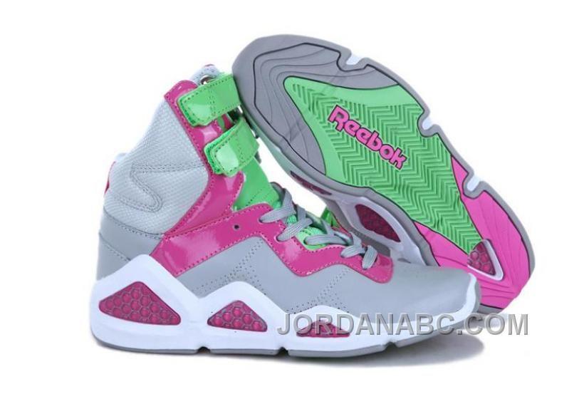 info for 21648 94fca Reebok Womens CL Chi-Kaze High-Top Strap Kicks W109 On Sale, Price   80.00  - Air Jordan Shoes, New Jordans