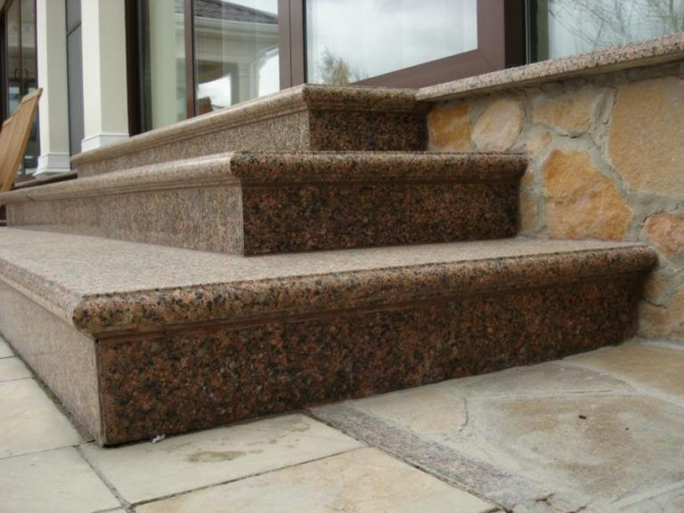 At Benefits Of Granite Steps Granite Steps Stone Staircase Design Staircase Steps Design