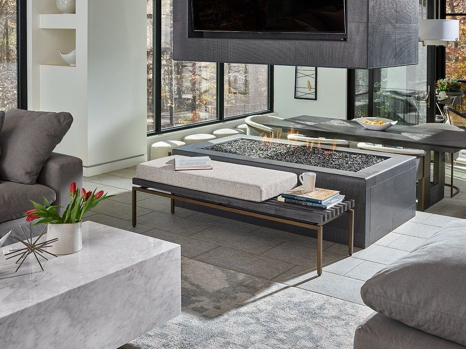 Taylor Bench Avenue Design High End Furniture In Montreal