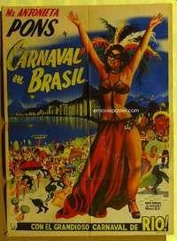 Carnaval de Rio Vintage Posters - Buscar con Google