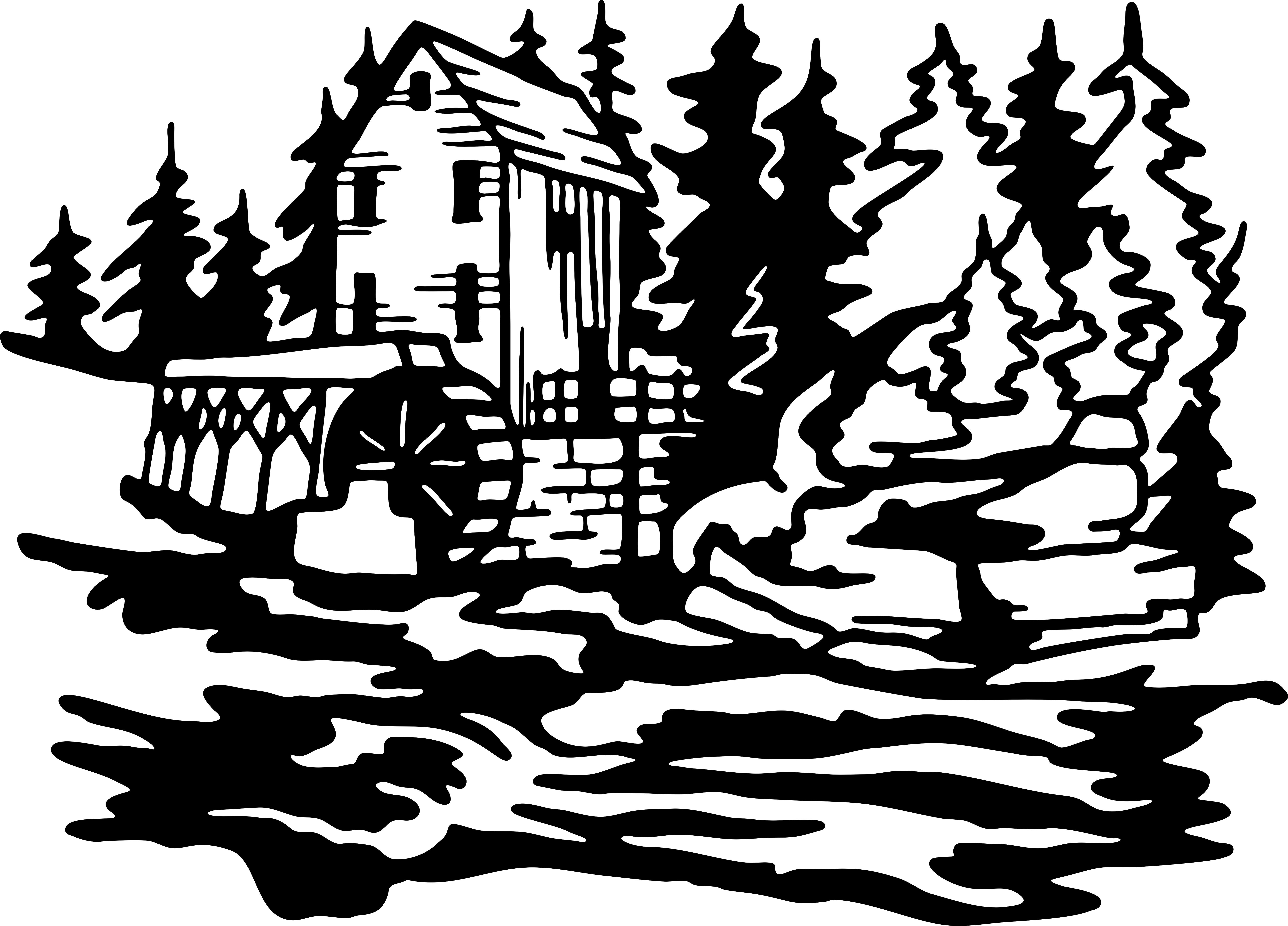 """This Is """"The Waterwheel"""". A Slightly Modernistic Look At"""