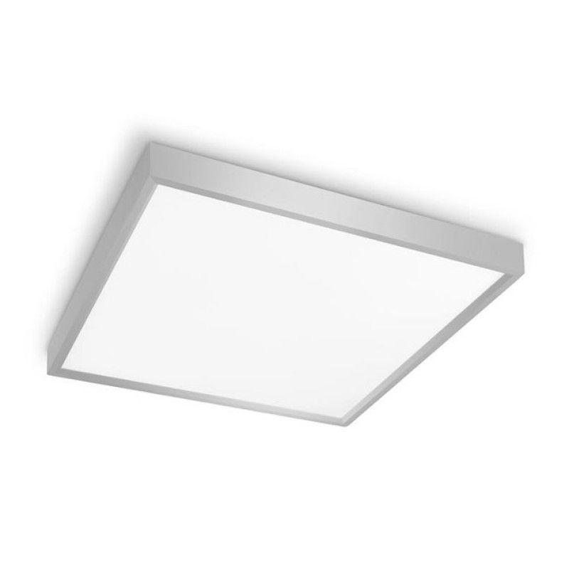 24W Kaltweiß LED Einfach Deckenlampe Platz Deckenleuchte für