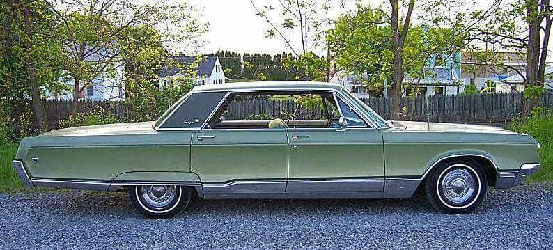1969 Chrysler New Yorker 4 Door Hardtop Chrysler New Yorker Chrysler Mopar